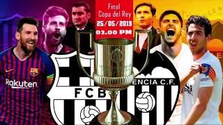 Barcelona vs Valencia - Final Copa del Rey - Highlights - Goal Resumen - Funny Compilation 2019