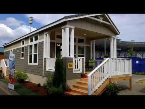 Tiny Homes and More at Puyallup RV and Home Show 2016
