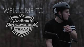 Kamil Długosz - Welcome to AveBmx Team!