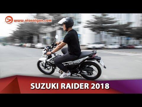 Đánh giá Suzuki Raider 2017 - Chiếc Underbone mạnh nhất trong phân khúc