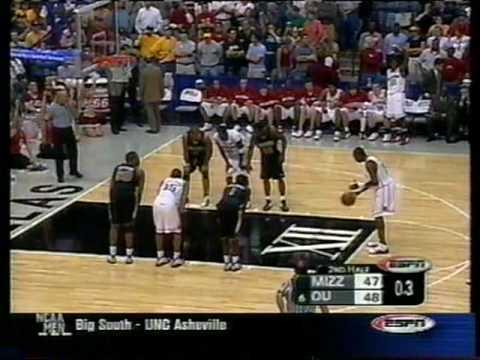 #6 Oklahoma vs. Missouri - 2003 Big 12 Tournament Championship - Part 7