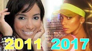 A Evolução da Anitta