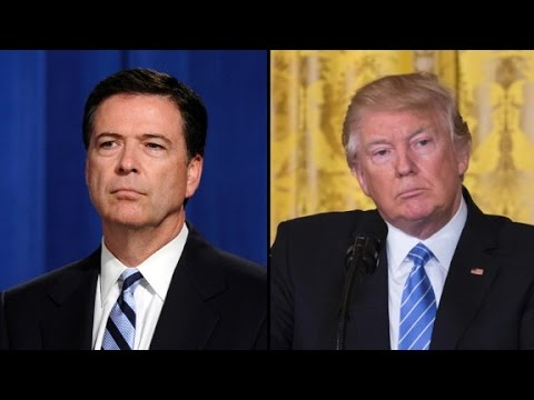 Thumbnail: Trump defends why he fired Comey