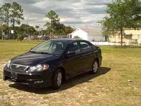 used car dealer gainesville ocala toyota corolla s call francis 352 745 2019 youtube. Black Bedroom Furniture Sets. Home Design Ideas