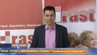 VTV Dnevnik 12. prosinca 2016.