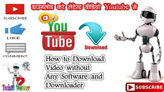How to Download Video from YouTube || Hacking Tricks 2017