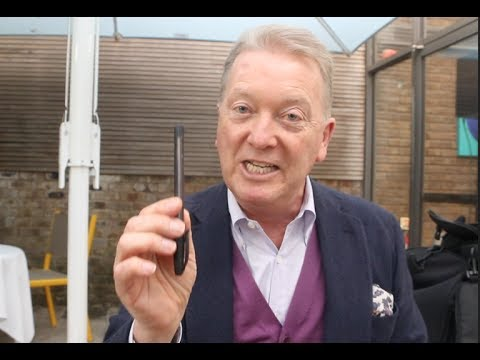 FRANK WARREN GOES IN! - ISSUES OFFER / MESSAGE TO BUGLIONI, BURNETT, EDDIE HEARN / & ON FURY & MORE