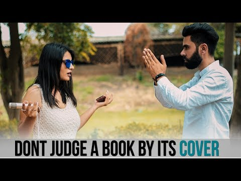DON'T JUDGE A BOOK BY IT'S COVER   DESI PEOPLE   Dheeraj Dixit   KARAMJALE