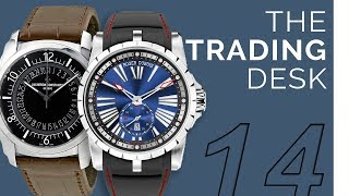 The Trading Desk: Vacheron vs Roger Dubuis – How to buy watches online, Skip the boutique?
