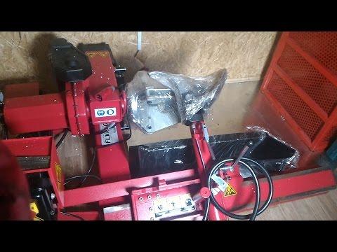 Готовый грузовой шиномонтаж под ключ АвтоСтрит Тюмень