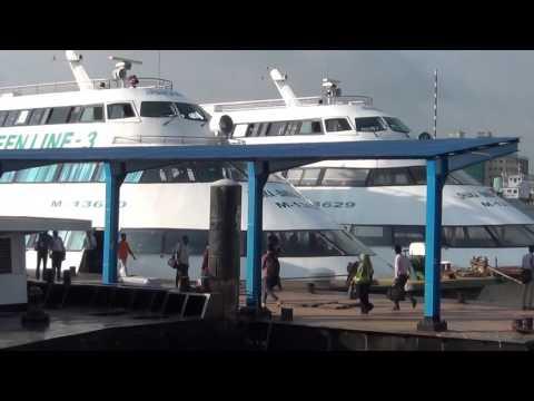 M V Green Line Dhaka To Barisal Luxury High Speedy Ship Launch Service In Bangladesh New Update HD