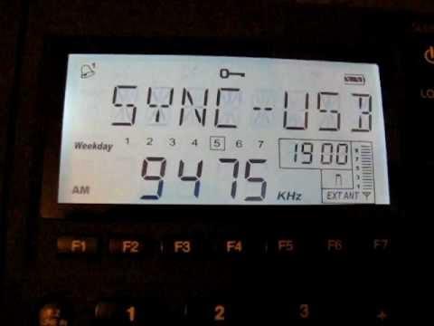 SW: Trans World Radio 9475 kHz Manzini, Swaziland 2011-11-23