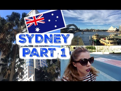 Emirates Cabin Crew in SYDNEY- Darling Harbour/Opera House | Yas and Nab