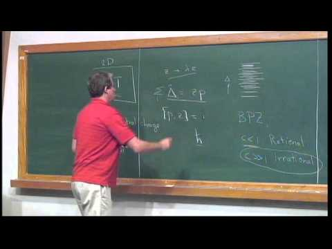 International Conference in Number Theory and Physics - Herman Verlinde