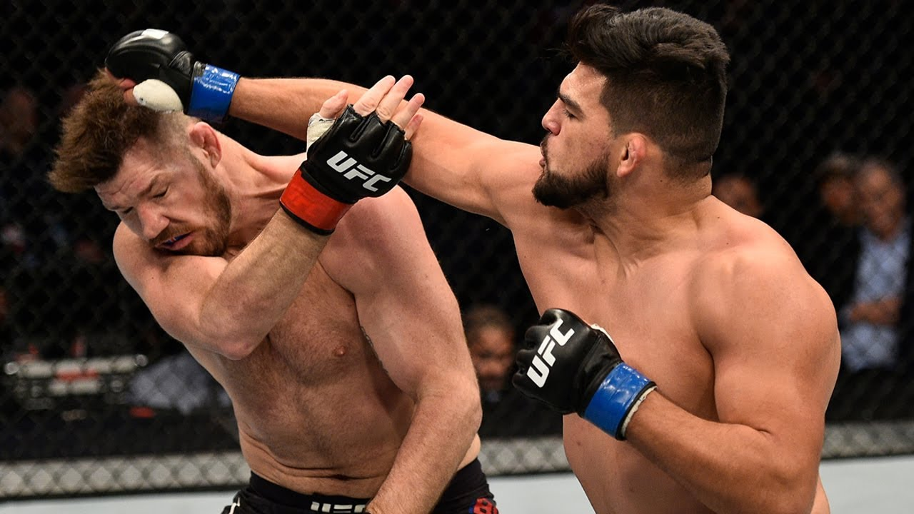 Best Finishes From UFC 258 Fighters