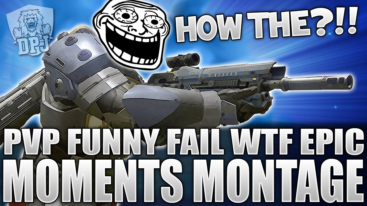 Future: Epic, Fail, WTF & Humorous Crucible Moments! #7