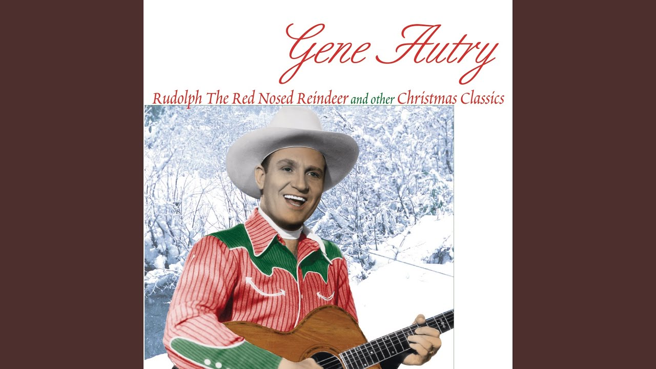 Karaoke Here Comes Santa Claus - Gene Autry - CDG, MP4