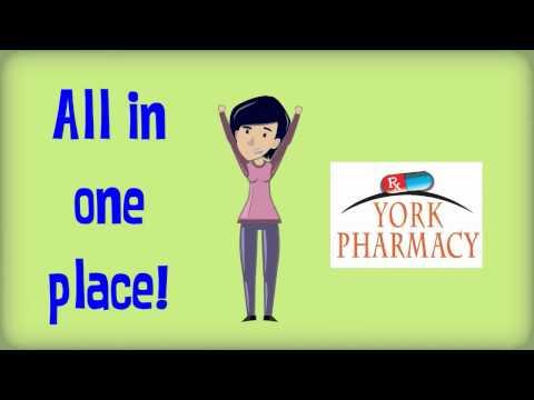 York Pharmacy And Variety Store : (876) 906 - 3108
