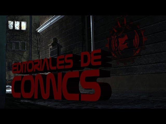 Comics | Principales Editoriales | Recomendaciones de CaosDc