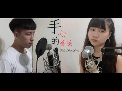 Echo Feat. Doris 手心的薔薇 Beautiful Cover Music Video 原唱:林俊傑、鄧紫棋