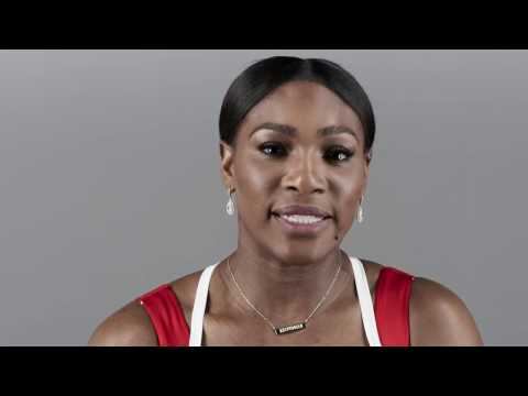 MINI USA - Defy Labels  Serena Williams (Olympics)