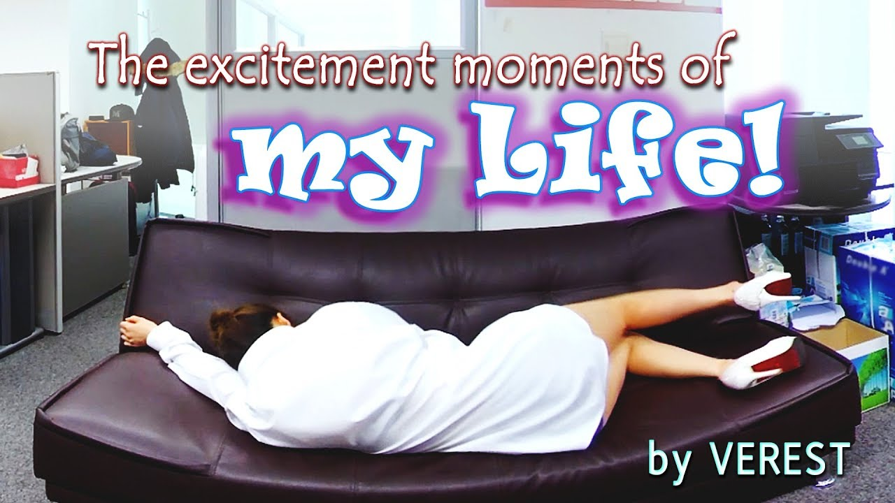 Download [3D 360 VR] The excitement moments of my life! (1st. Office) Ep.3