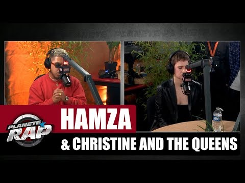 Youtube: [Exclu] Hamza « Minuit 13 » ft Christine and the Queens #PlanèteRap