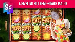 Online Slots - BIG WIN ON SIZZLING SPINS - WILD LINE?!