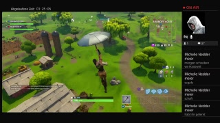 Fortnite Battle Royale live gaming