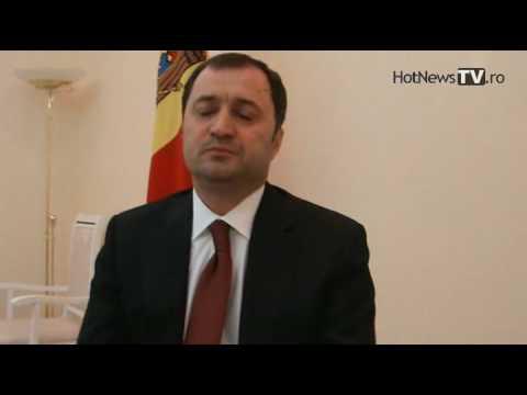 Vlad Filat: Functia detinuta la ora actuala reprezinta un angajament enorm