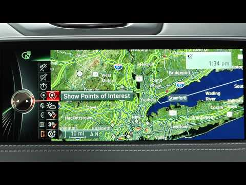 Display Weather Icons in Navigation | BMW Genius How-To
