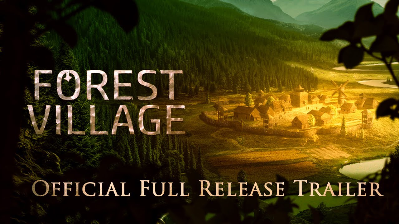 Life is Frugal - Life is Feudal: Forest Village Review | GIZORAMA