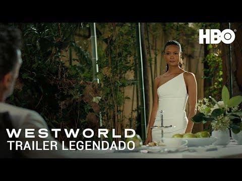 Westworld • Trailer 3ª Temporada (legendado)