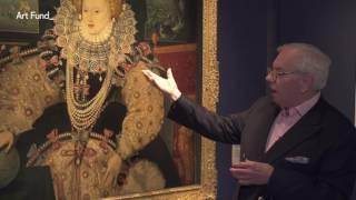 David Starkey on the Armada Portrait of Elizabeth I