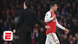 Granit Xhaka is taking the easy way out by not playing for Arsenal – Steve Nicol | Premier League