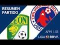 Resumen Y Goles   León Vs Veracruz   Jornada 13 - Apertura 2019   Liga BBVA MX