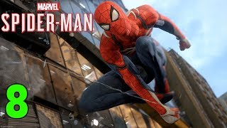 Shocker - Marvel's Spider-Man #8