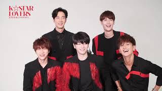 最旬韓流スターのインタビューをお届けするK☆STAR LOVERS。今回のゲスト...