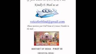 History Of India Part-III (Medieval India) (By Anita Sharma)