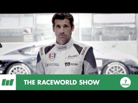 Patrick Dempsey Porsche - Caterham F1 Team - Thierry Neuville - 2014 - #Top3Trending - Ep7