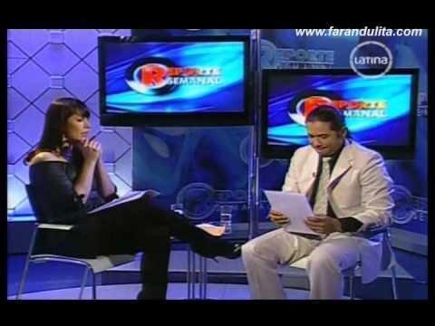 """Reporte Semanal - Reinaldo Dos Santos """"El Profeta de America"""" 4/4 [15-05-2011]"""