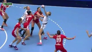 Poland VS Russia  Women