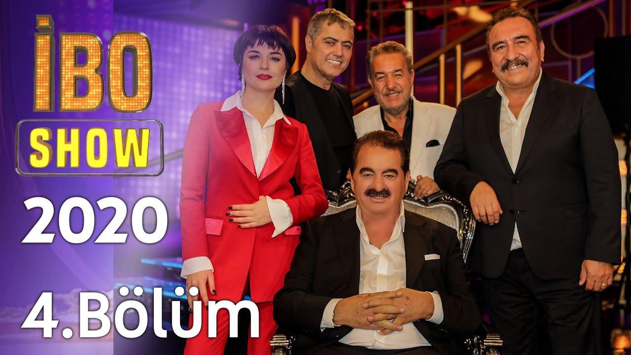 İbo Show 2020 - 4. Bölüm (Konuklar: Arif Susam & Ümit Besen & Cengiz Kurtoğlu & Gonca Vu