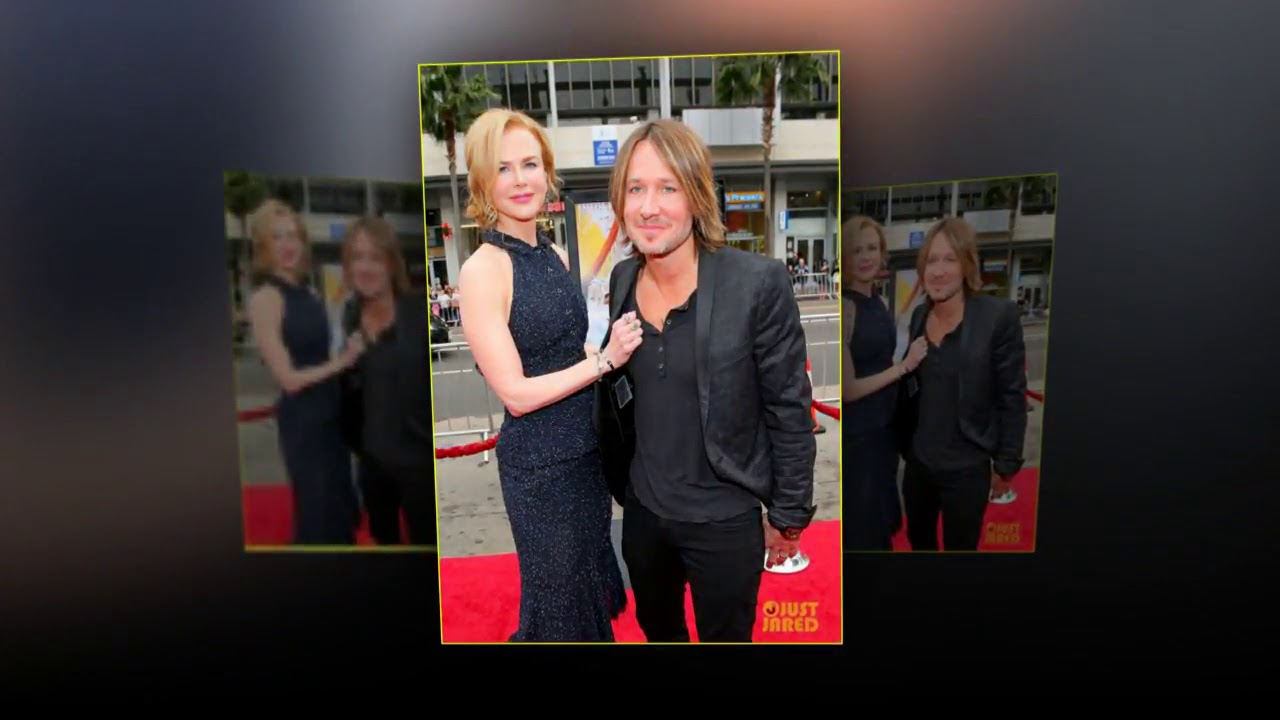Nicole Kidman And Keith Urban Have A Height Illusion Trick For Picture Perfect Couple S Photos Youtube