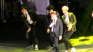 151024  XIA ジュンス 4th Asia Tour in YOKOHAMA Midnight show (@madoka96)