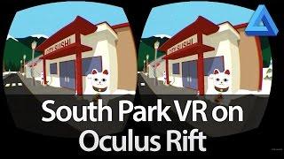 South Park VR on Oculus Rift