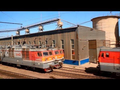 Отправление со станции Иркутск-Сортировочный