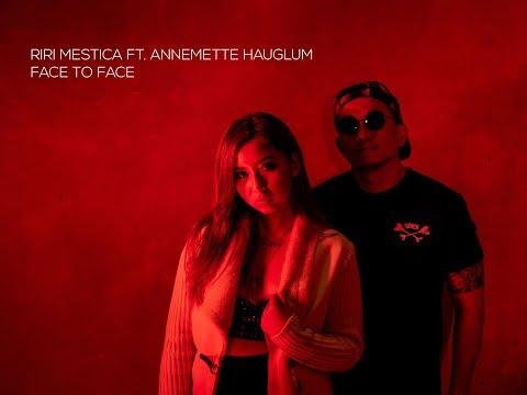 Face to Face (OFFICIAL VIDEO LYRICS) - Riri Mestica Ft. Annemette Hauglum