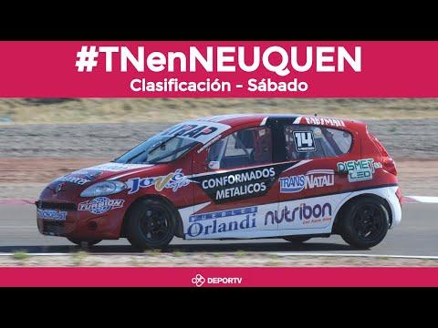 TN - Clasificación - Turismo Nacional en Neuquén series de clasificación