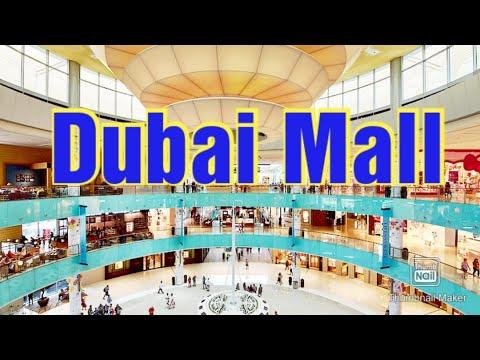 Dubai Mall Walking Tour   world's largest shopping mall   the Dubai Mall   2021   Dubai expo   UAE  